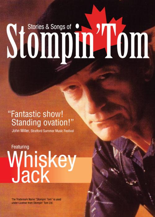 Blank Poster Stompin Tom Whiskey Jack